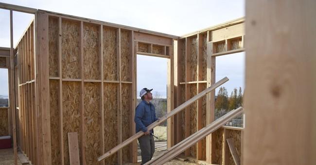 US homebuilder sentiment hits highest mark since 1999