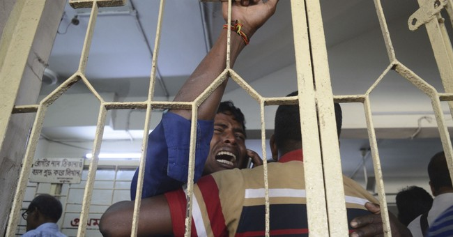 At least 10 dead in stampede in Bangladesh