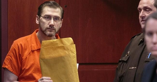 Convicted killer hears victim's family on prison ride