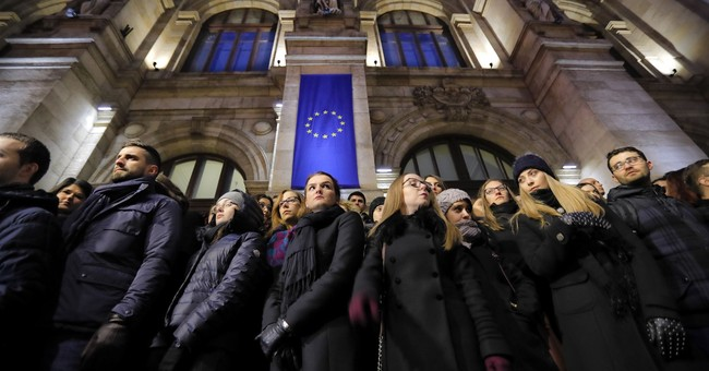 Fresh protest in Romania over legal system changes