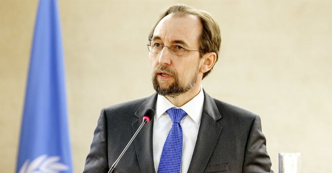 UN rights chief: China, White House seem 'hostile' on rights