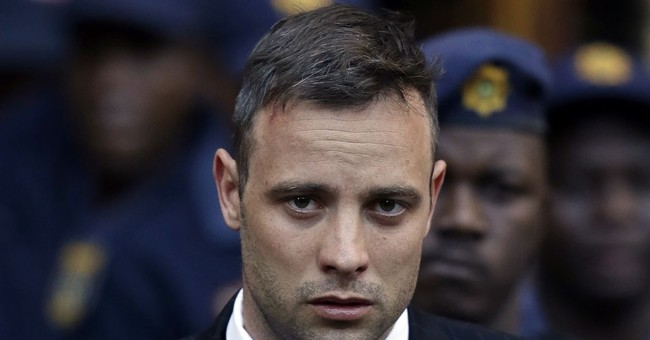 Report: Pistorius appeals sentence for killing girlfriend
