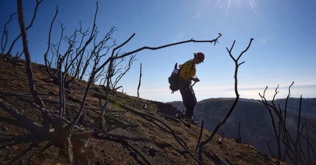 Thomas Fire Set to Become California's Largest Ever