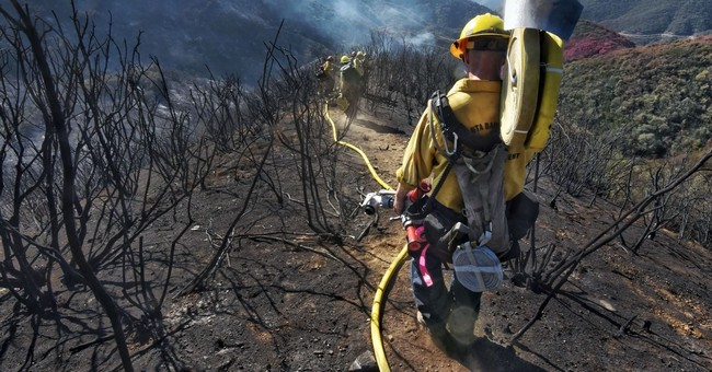 California fire crews, homeowners brace for return of winds