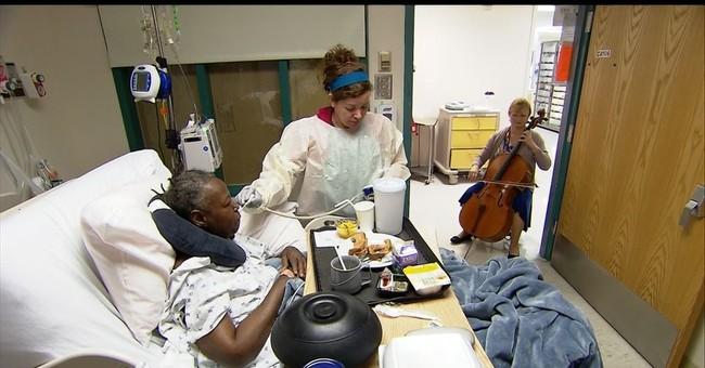 Striking a chord, NIH taps the brain to find how music heals