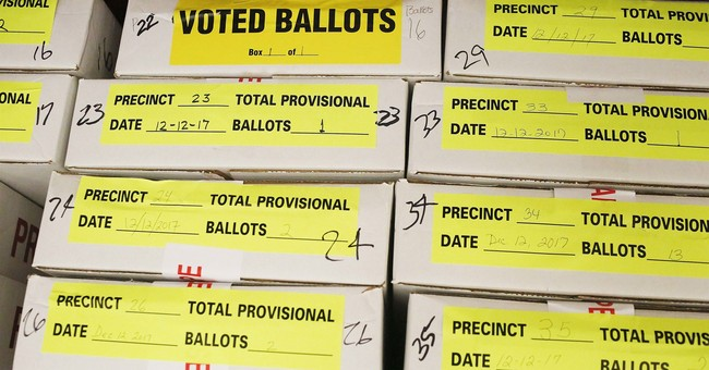 Last uncounted ballots: Moore can't close 20,000-vote loss