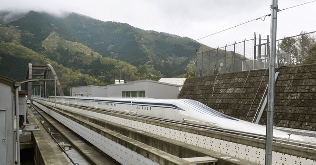 Japan maglev contractors raided in bid rigging probe