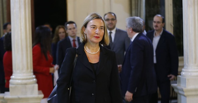 Senior EU official visits Lebanon in show of support