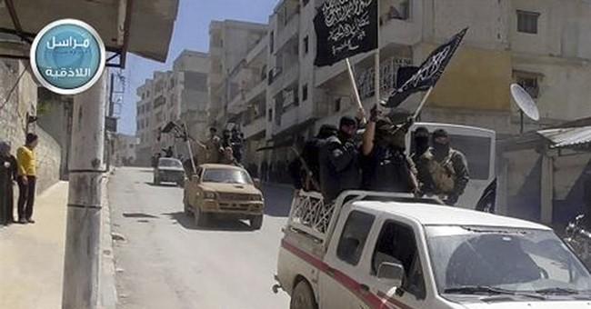 Al-Qaida divisions may aid Assad as he eyes Syria's Idlib