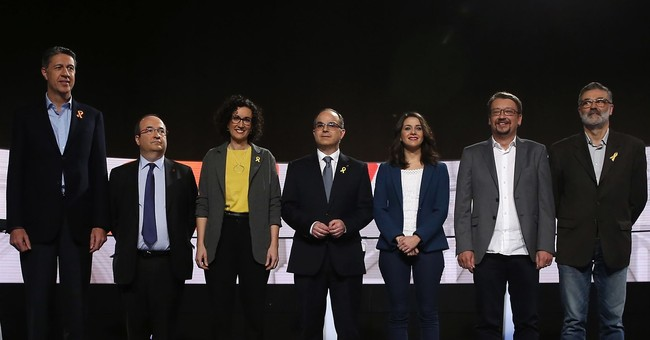 Catalan parties make final appeals to undecided voters