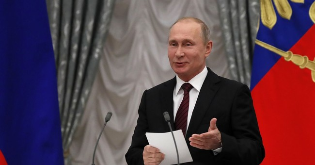 Kremlin calls Trump's national security strategy 'imperial'