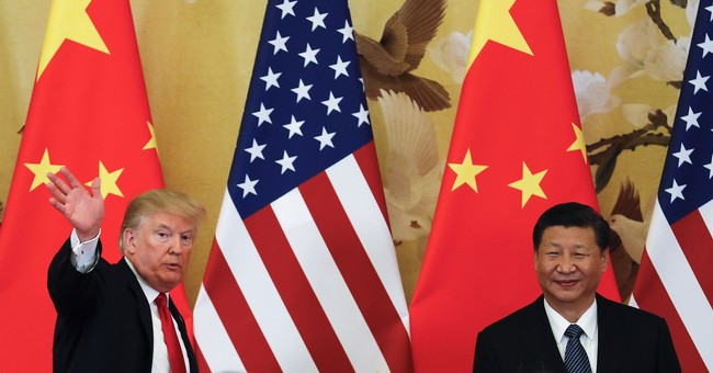 Following Trump's report, China urges US to accept its rise