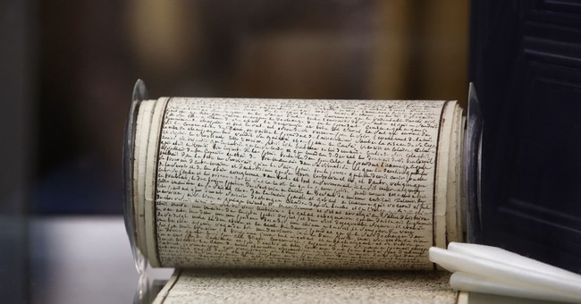 Marquis de Sade text named French treasure, auction canceled