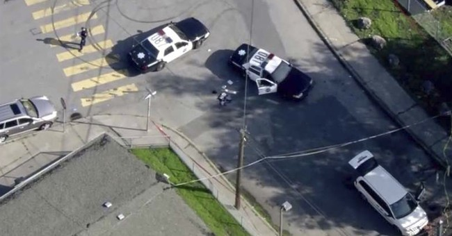 Mother sues San Francisco police for fatally shooting son