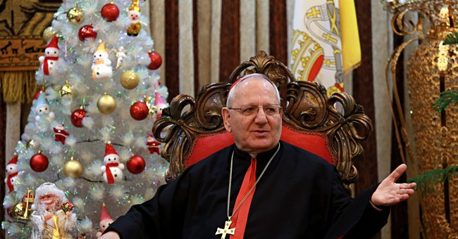 AP Interview: Iraq patriarch looks to life after war with IS