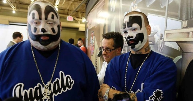 Insane Clown Posse fans can't rid gang tag in FBI report