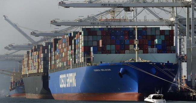 US current account trade deficit drops 19.2 percent in Q3