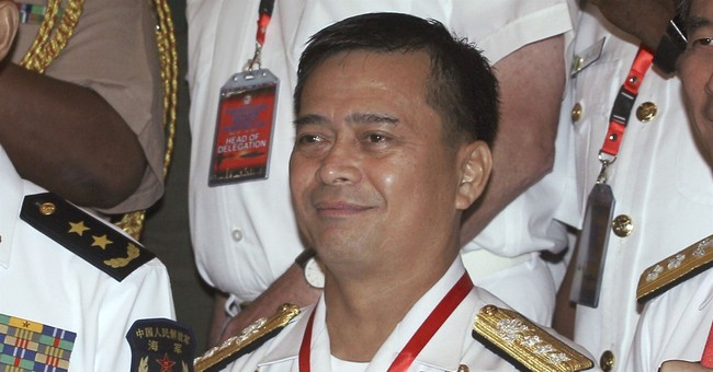 Philippine navy chief removed for questioning frigate deal