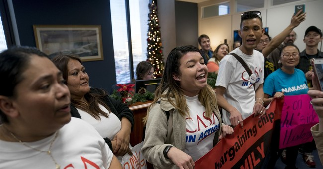 Young immigrants to wait until '18 to learn their fate in US