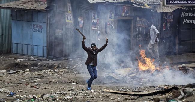 Kenya watchdog says 92 people killed in election violence