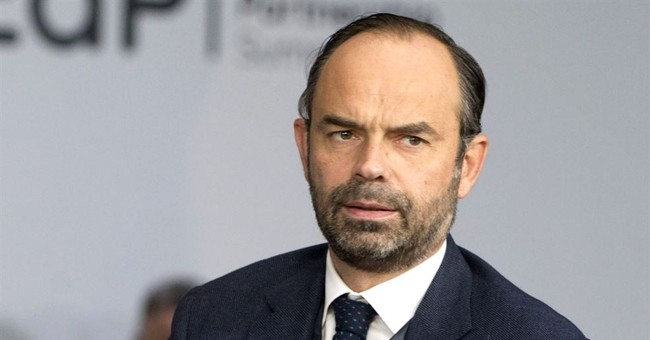 French prime minister says pricy private flight only option