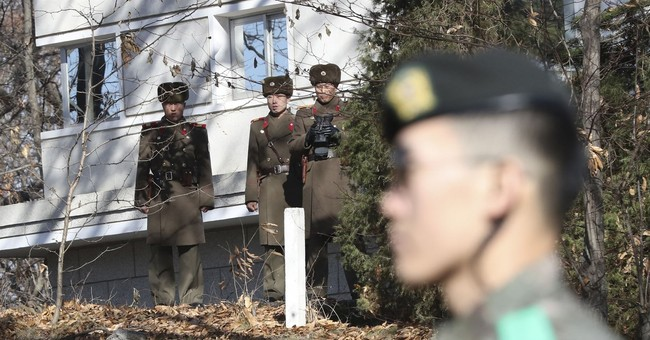 South Korea fires warning shots after North soldier defects