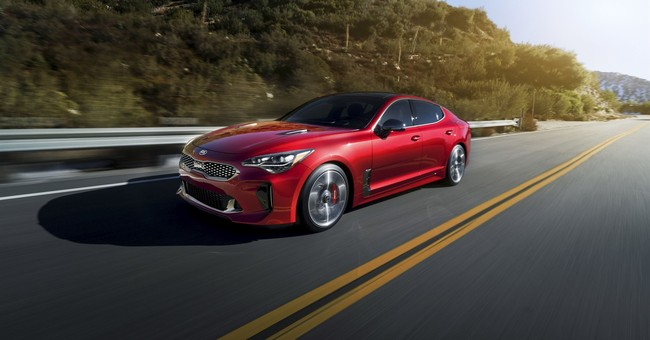 Edmunds compares Kia Stinger with Audi A5, S5 Sportbacks