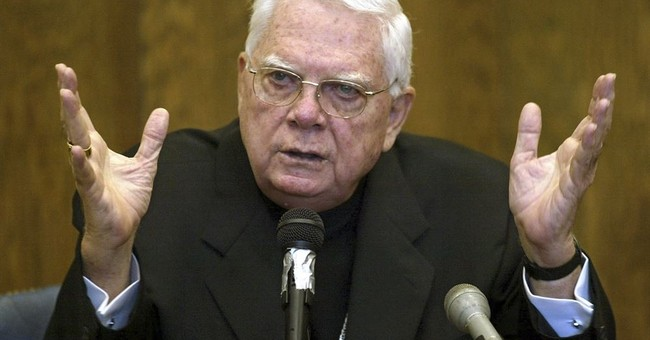 Cardinal Law's legacy: a stain of scandal on the church