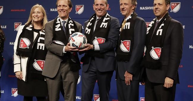 Major League Soccer: Nashville granted latest expansion team