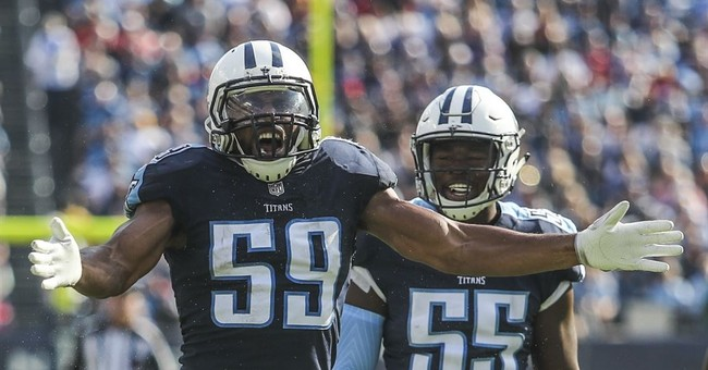Veggie might: Titans' D gets boost after going vegan
