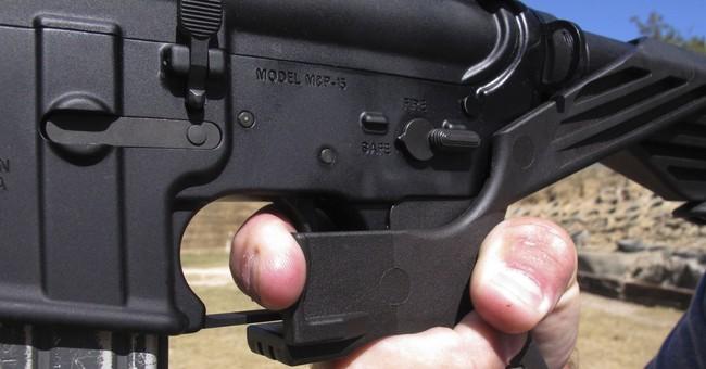 South Carolina capital city bans bump stock rifle attachment