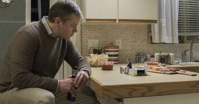 Review: 'Downsizing,' a big-picture film about little people