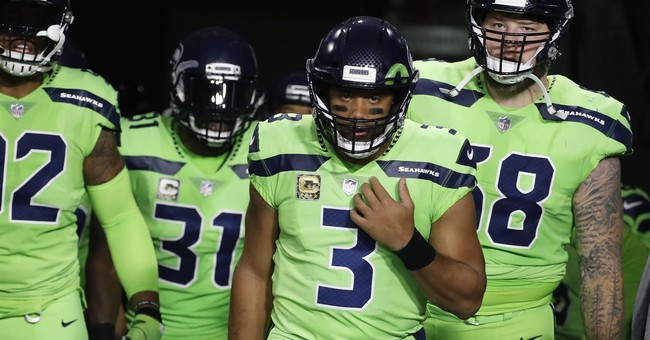 Seahawks fined $100K for Wilson concussion violation
