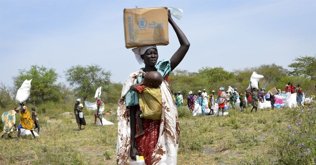 Civil war is pushing South Sudan closer to starvation
