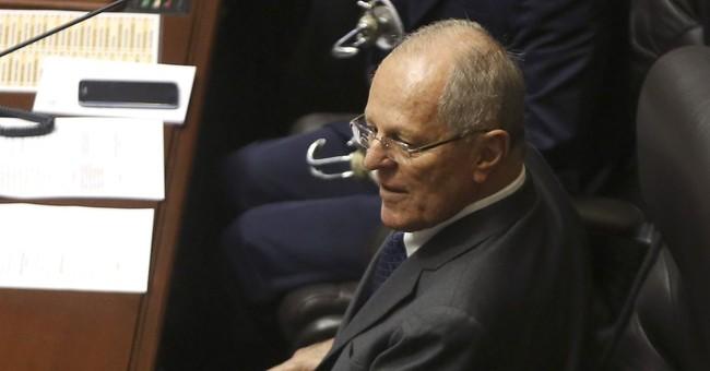 Peru's president evades impeachment over Odebrecht scandal