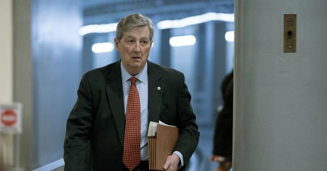 GOP Kennedy made life tough for a Trump judicial nominee