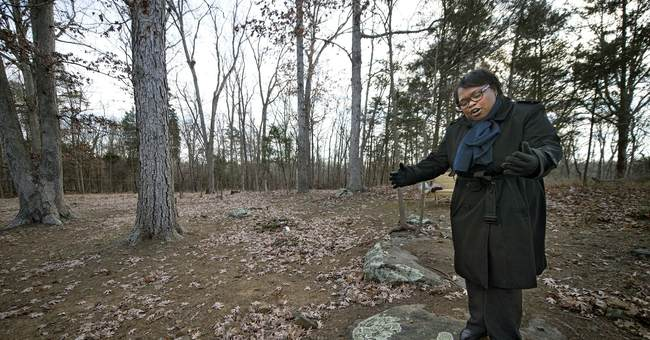 Preservation group takes ownership of slave cemetery