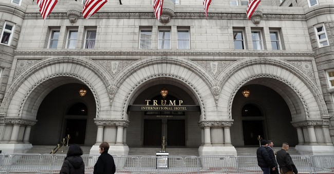 Judge tosses out lawsuit against Trump over business ties