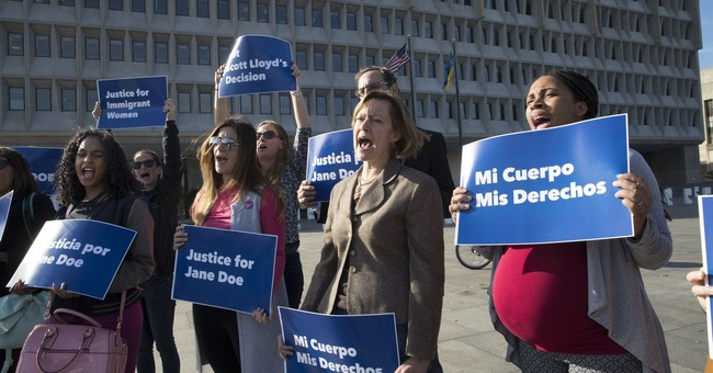 US official says rape and abortion both forms of violence