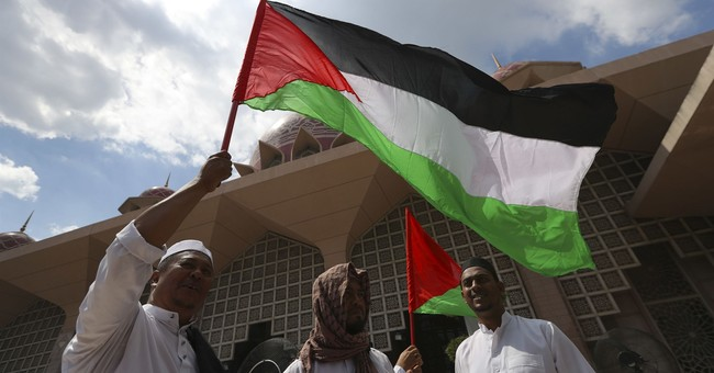 Malaysian PM leads protest in solidarity with Palestinians
