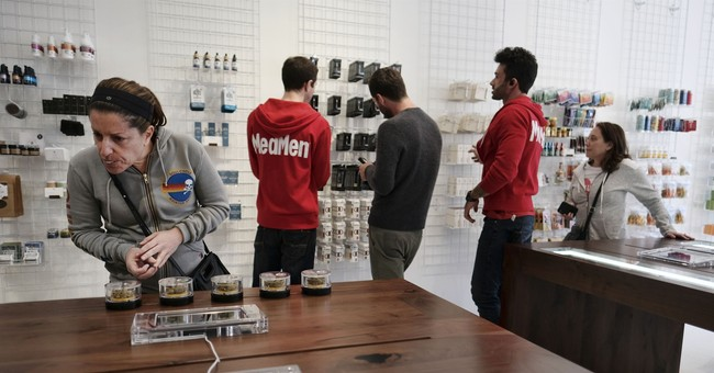 Los Angeles won't join California's legal pot party Jan. 1