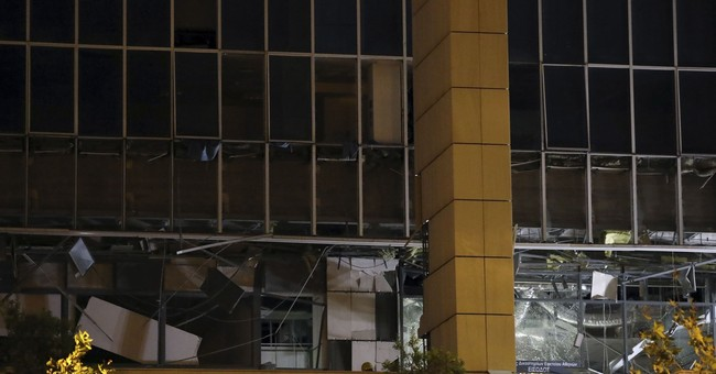 Greece: Explosion damages court complex; no injuries