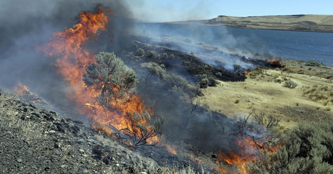 US launches ambitious plan to battle rangeland wildfires