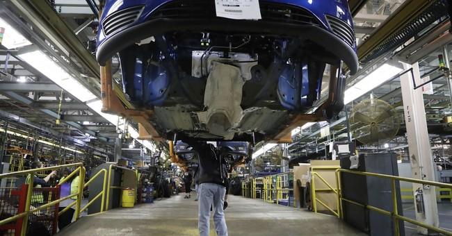US durable goods orders rise 1.3 percent in November