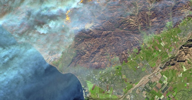 California wildfire now largest in state history