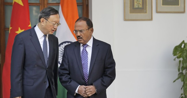 India, China hold talks on long-running border dispute