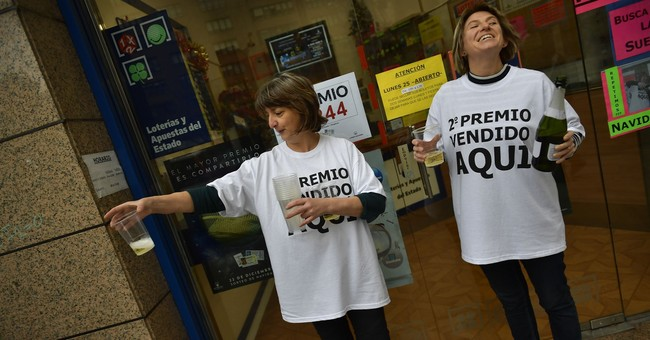Spain gripped by 'Gordo' lottery fever