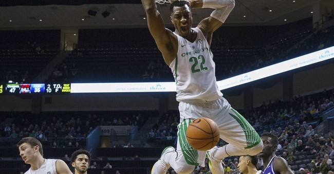 NCAA alleges University of Oregon infractions in 4 programs