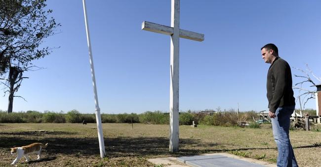 Tribe will move from shrinking island to farm in Louisiana