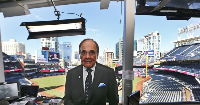 Dick Enberg, known for 'Oh my!' catchphrase, dies at 82